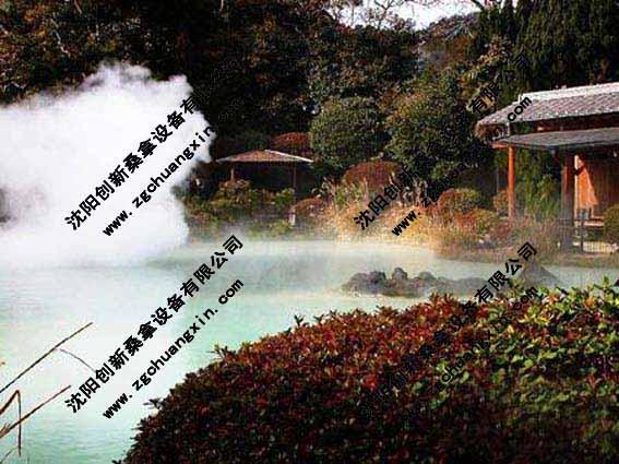 本溪温泉案例