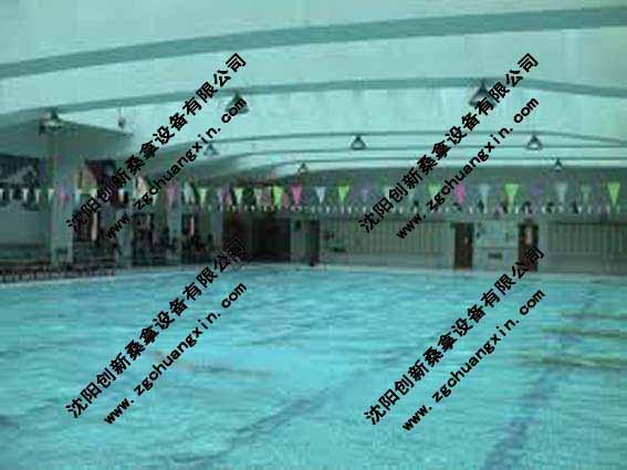 铁岭泳池案例