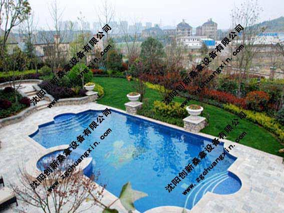 辽阳泳池案例